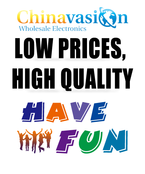 Low prices high quality have fun chinavasion s new slogan puts