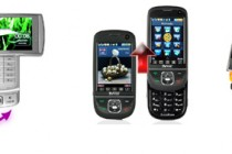 What's Your Favorite Cell Phone Design? Chinavasion Poll