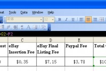 How To Make Your Own Free EBay Profit Calculator