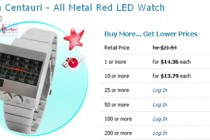 LED Watches Fly Out The Door Choose Your Favorite
