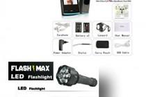 LED Flashlights Take Torches To Next Level