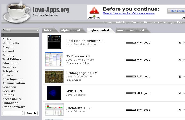 Myrecharge java apps For phones