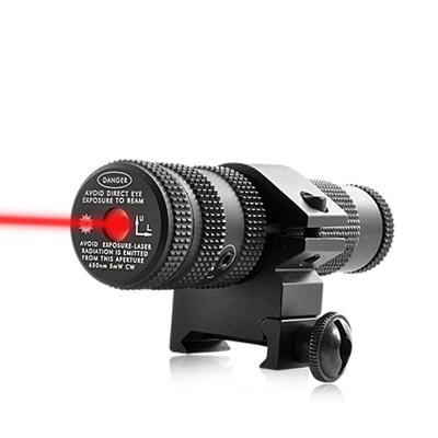 how to make an actual laser gun