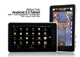 Android 2.3 Tablet