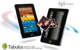 Android 2.2 Tablet Phone with 7 Inch Touchscreen
