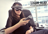 Tension-Relief Acupressure Head and Eye Massager