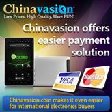 chinavasion new paypal payment option logo