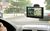 Android 2.2 Tablet GPS Navigator