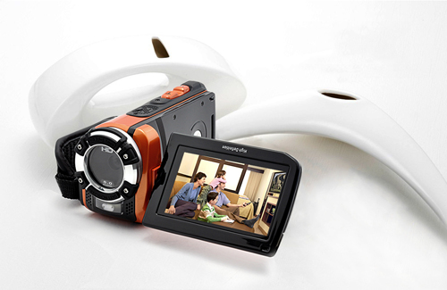C-Shock Ultra Rugged HD Sport Camcorder