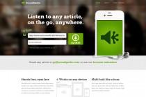 SoundGecko: Text-to-Audio Transcribing Service [Chrome Web Store]