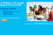 Buy Windows 8 for $15 by Telling Microsoft You Just Bought a Windows 7 Computer