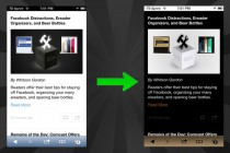 Invert Your Phone's Colors For Easier Night Reading