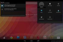 Inside Android 4.2: Notifications and quick settings   Androidcentral.com