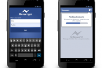 Facebook: A New Way to Sign Up for Messenger for Android