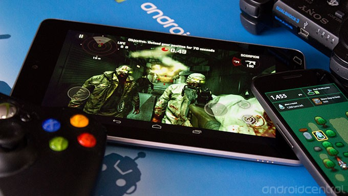 New Android update may include multiplayer gaming