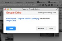 Google Drive Releases an Official Chrome Extension, Adds Image Annotation