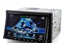 """Android 4.0 Car DVD Player """"Knight Rider"""" – powerful GPS chipset and 3G and WiFi"""