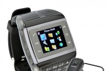 "Quadband Mobile Phone Watch ""Panther"", 1.3 Inch Touch Screen…"