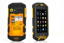 """Rugged Android 4.0 Phone """"Runbo X5"""" – 1GHz Dual Core, Waterproof, Walkie Talkie"""
