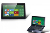 Chinavasion's Choice:  Hybrid 11.6 Inch Windows 8 Compatible Tablet PC + Laptop