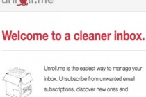 Unroll.me – Clean Your Email Inbox and Get Rid of The Unwanted Subscriptions