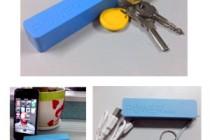 Expected Soon:  Mini Power Bank Keychain