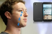 Facebook and HTC Cooperation Fails, All manufacturers don't want to launch the Home Phone