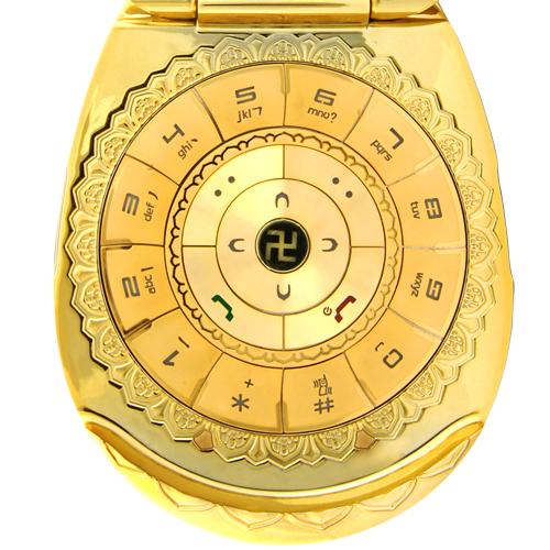 Golden_Buddha_cell_phone_with_0WvnLKdu