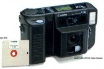 Blast From the Past: Canon Ad Shows Off Its Cutting Edge 1989 Still Video Cameras