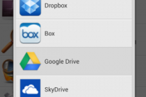 CloudCube – Combined Management Of Google Drive, SkyDrive, Dropbox & More On Android