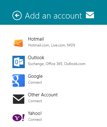 Add-Account-To-Windows-8-Mail