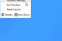 Windows OS: Install a Unix-Style Menu Bar