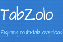 TabZolo Hides All Inactive Tabs and Keeps You Focused