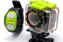 "Video: Full HD Sports Action Camera ""Helix"" [CVFU-I348]"