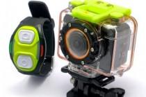 "Video: Full HD Sports Action Camera ""Helix"" [CVFU-I348]"