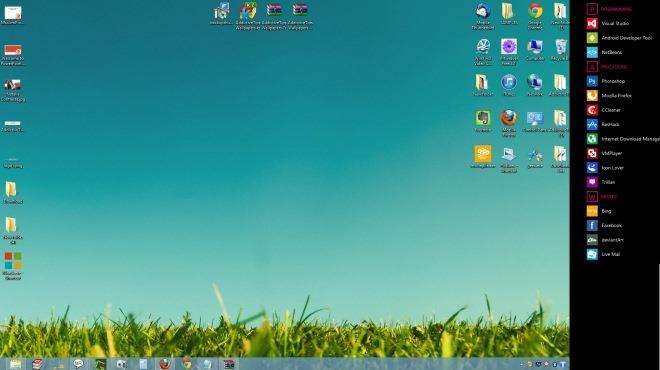 Windows 8 App Launcher