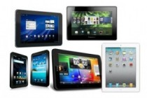 Tablet sales forecast to pass PCs, laptops in 2013