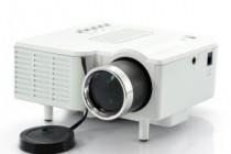"""Video: Mini LED Video Projector """"PortiMax HDMI"""" [CVXO-E253-2GEN]"""