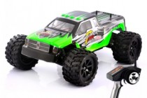 "Video: RC Model Monster Truck ""Terminator"" [CVXR-G617]"
