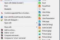 Add a PDF Converter to Windows Context Menu using Cometdocs