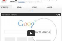 Google Introduces Voice Search to Chrome Users