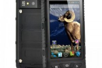 "Video: Rugged Android 4.2 Phone ""Ram"" [CVYZ-M454-Black]"