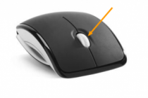Use Middle Click on Your Mouse to Simplyify Tasks