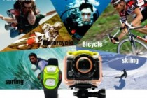 Your Environment with a Water-proof Camera
