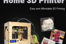 Affordable Home 3D Printer From China Enters the Market