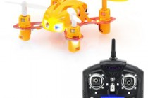 See The World's Smallest Quadcopter in Action