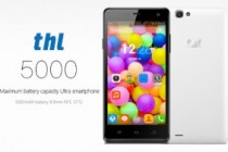 THL 5000 Smartphone News: 1.7 GHz  Octa Core Processor Will Be Upgraded To 2.0 GHz