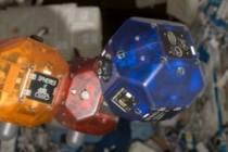 Smartphones in Space