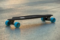 The 'Marbel Board' Electric Skateboard offers an Alternative Way to Travel