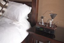 Barisieur: This Alarm Clock Will Wake You Up With A Cup of Freshly-Brewed Coffee